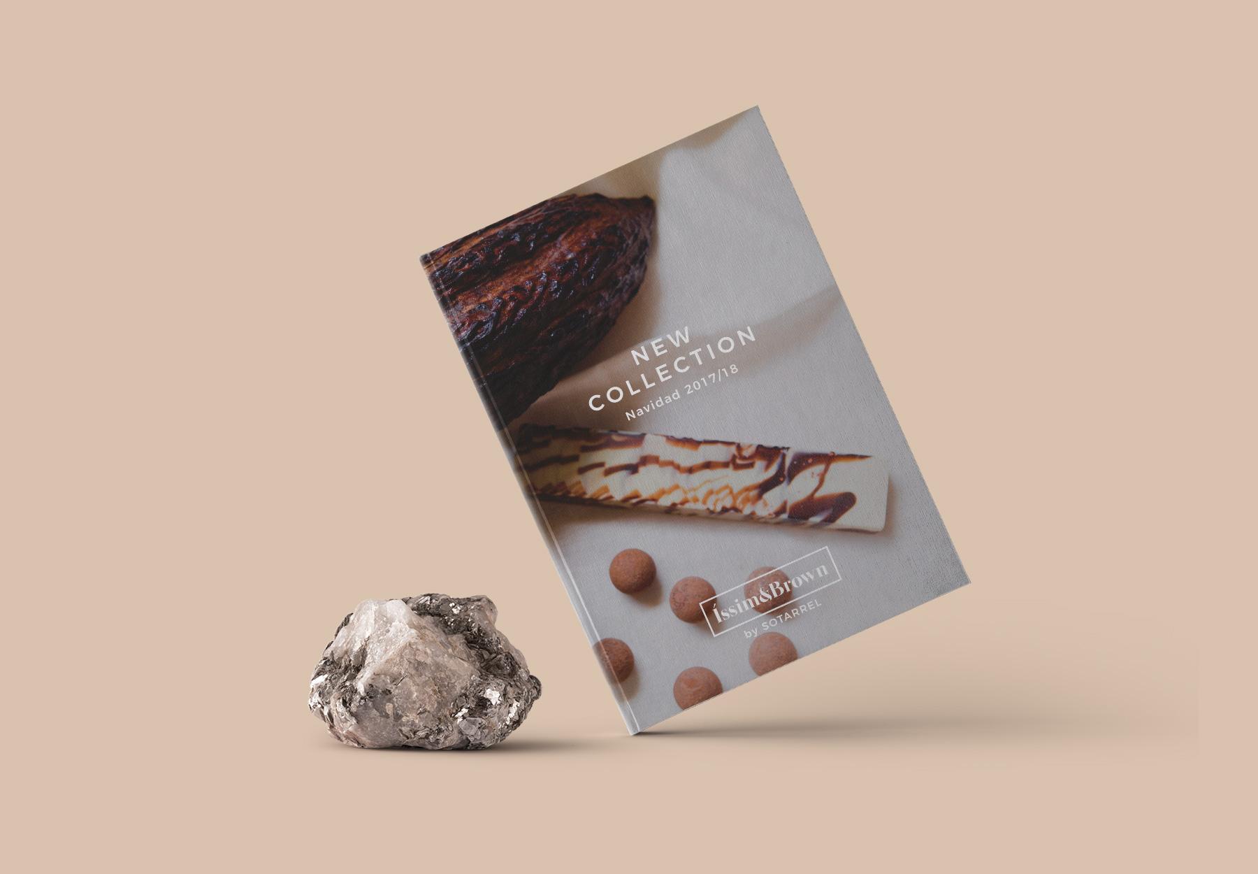 portada catalogo sita brown trufas chocolate