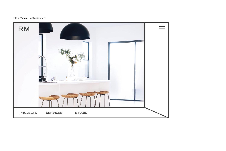 diseño web estudio interiorismo