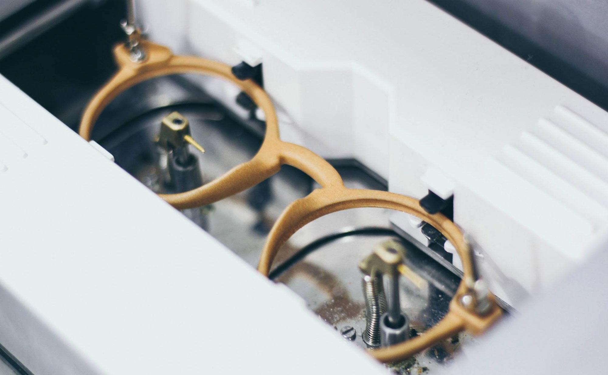 proceso fabricacion gafas sol