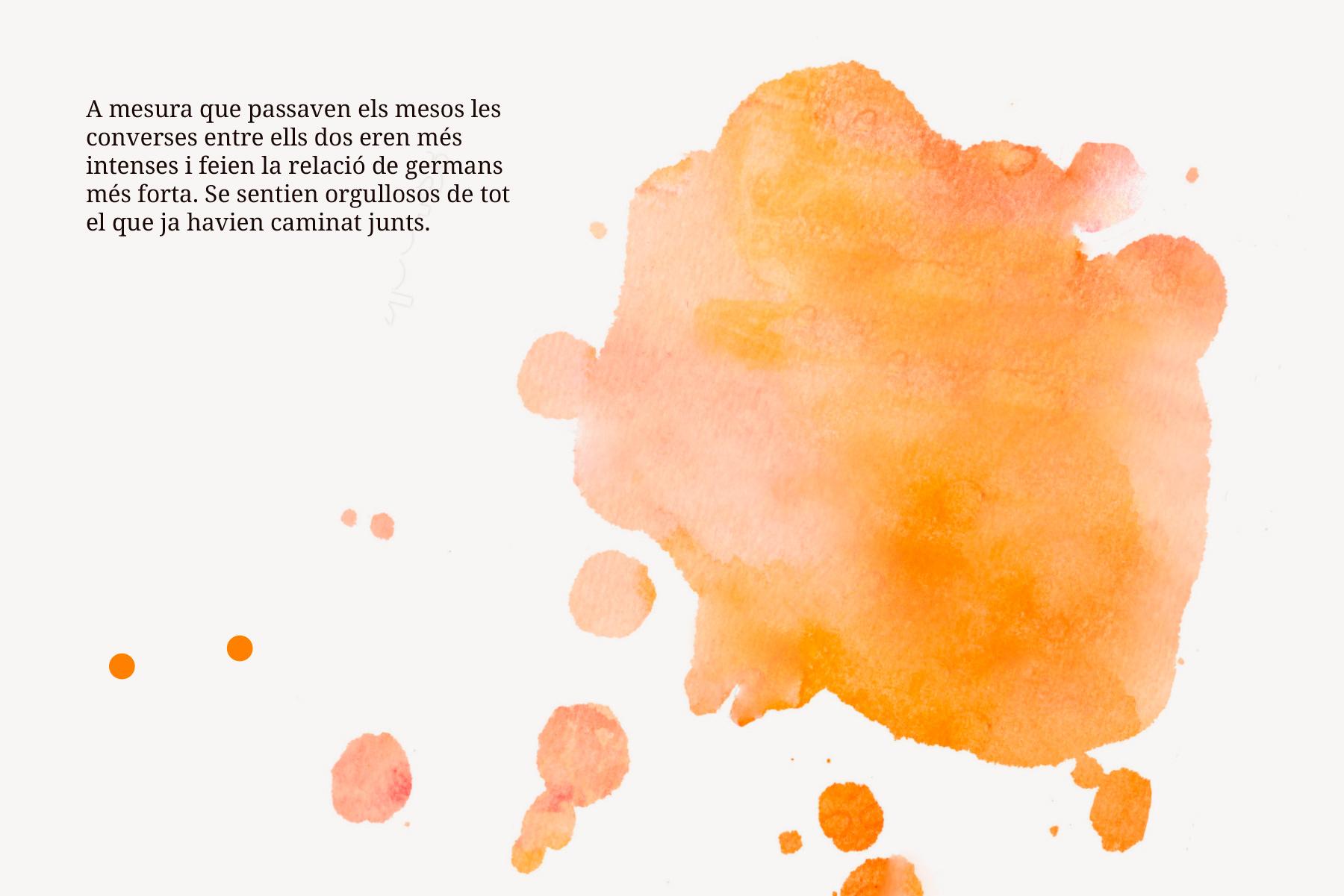 pintura acuarela cuento lucha cancer