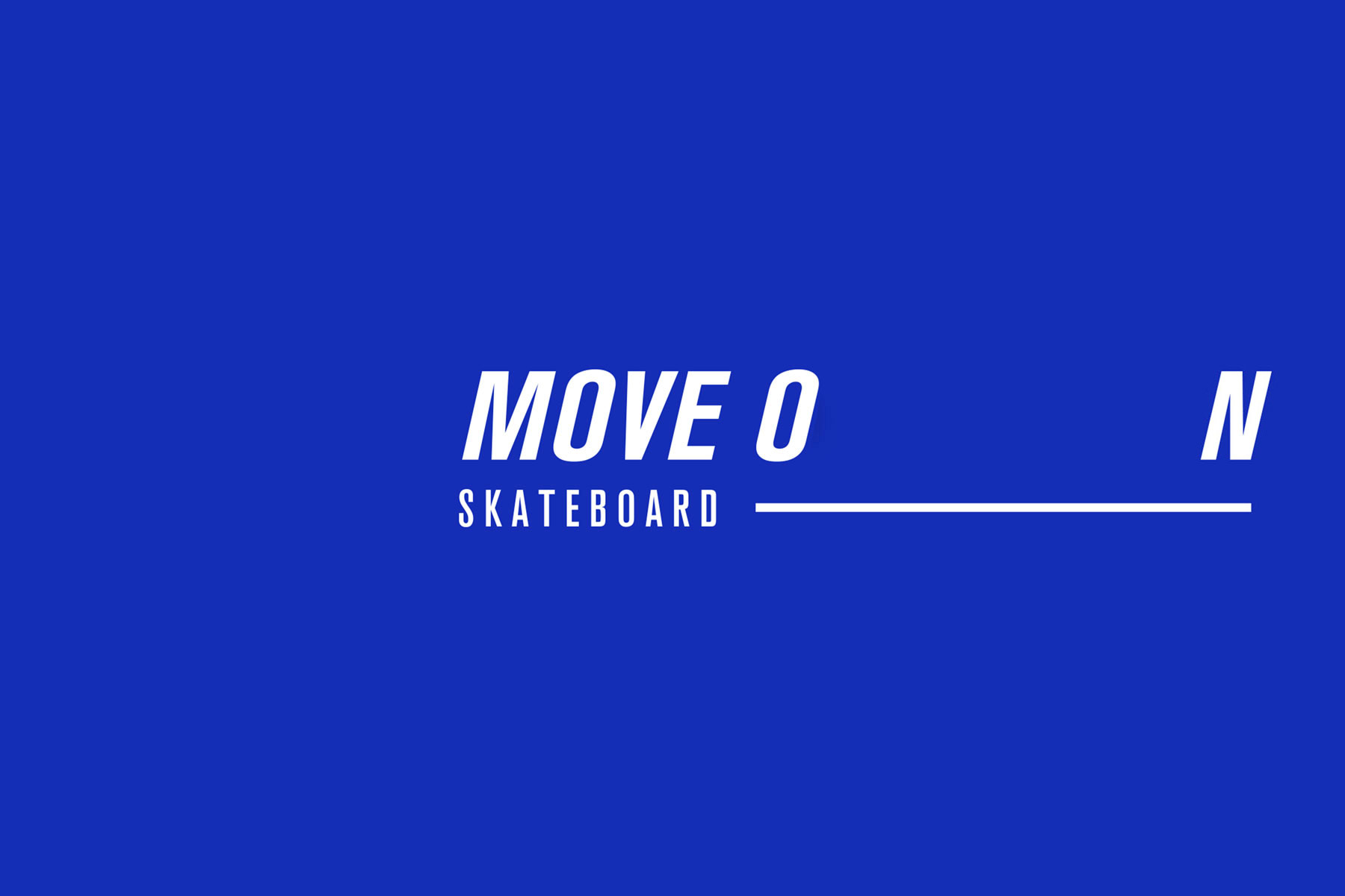 diseño logotipo skateboard